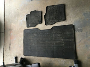 Ford F-150,  Supercrew winter mats