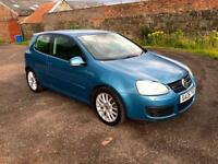 2006 Volkswagen Golf 2.0 TDI DPF GT 3dr