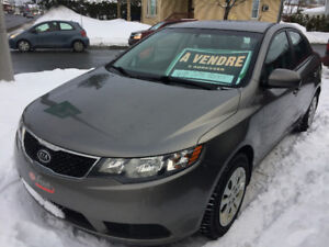 2012 Kia Forte (Bluetooth) Berline