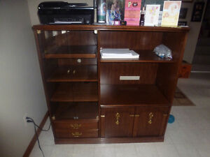 Entertainment unit / china cabinet