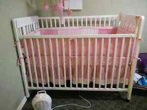 Baby Crib and Matress for sale