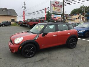 2014 Mini Countryman AWD Cooper S ALL4 4dr Crossover