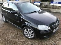 2005 '55' Vauxhall Corsa 1.2 SXi. Petrol. Manual. 3 Door. Ideal 1st Car. Px Swap