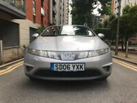 Honda Civic 1.4i-DSI S PETROL 2006 - SPARES/REPAIRS