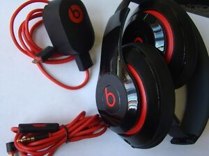 GENUINE BEATS BY DRE AUDIO HEADPHONE ORIGINAL W/ USB CHARGER