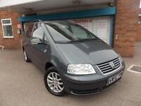 Volkswagen Sharan 2.0TDI SE Diesel manual 7 Seater Grey 2006 (56)