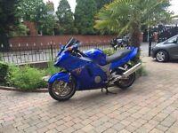 2000 Honda cbr1100xx Lind mot 12950 miles spotless bike