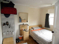 Double room + study in large house, Summertown.