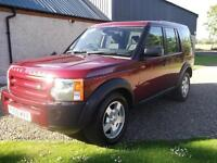 Land Rover Discovery 3 2.7TD V6 2005, Storry 4x4