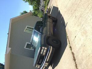 1996 Chevrolet C/K Pickup 1500 Silverado Pickup Truck