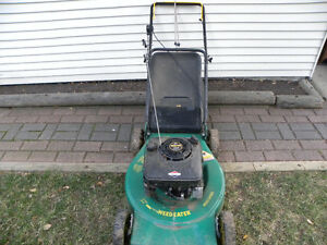 ESTATE SALE MUST GO,Lawnmower Regina Regina Area image 1