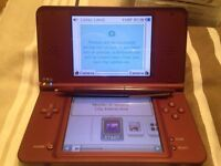Nintendo Dsi Xl and games