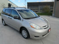 2006 Toyota Sienna, 8 pasenger, Auto, Up to 3 years warranty.