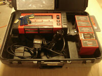 Snap-On MT-2500 scanner c/w accessories