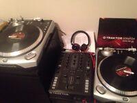 DJ Equipment!