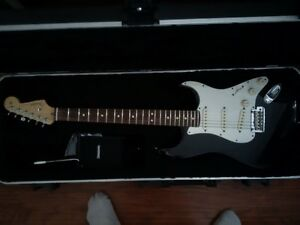 2012 American fender strat trade for a Martin or Another Strat