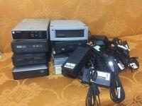 Job lot 8x external cd/dvd drives with power supply
