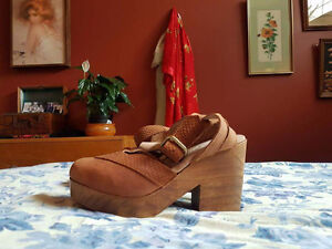 Free People 70s mules for sale *PRICE CHANGE*