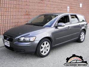 **SOLD** 2007 VOLVO V50 HATCHBACK || CERTIFIED ||