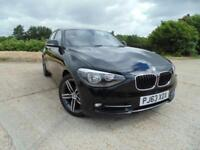 2013/14 BMW 118d Sport 1 Series Hatch (s/s) 5dr Only 36K Full Service History
