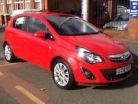 Vauxhall/Opel Corsa 1.2i 16v ( 85ps ) ( a/c ) 2014MY SE