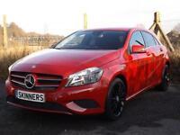 Mercedes-Benz A Class A180 Blueefficiency SE 5dr PETROL AUTOMATIC 2013/13