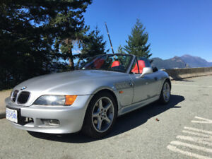 1998 BMW Z3 M Package Convertible