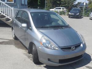 2007 Honda Fit Hatchback $4000 OBO