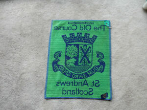 ST ANDREWS OLD COURSE GOLF TOWEL Kitchener / Waterloo Kitchener Area image 2