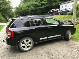 Jeep Compass 4 x 4 Limited 2007