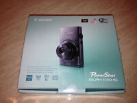 Canon PowerShot Elph 130 IS point and shoot