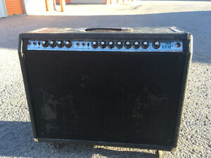 Fender Twin Reverb Silverface Peterborough Peterborough Area image 1