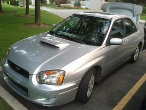 2004 Subaru WRX IMPREZA 2.0 TURBO Sedan