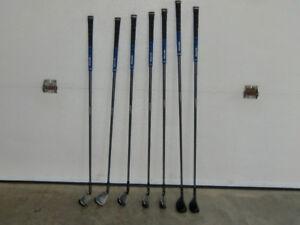 bâtons de golf droitier