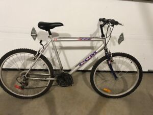 "CCM Ice mountain Bike 21"" frame adult size"