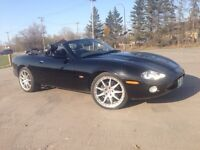 Beautiful 2001 Jaguar XKR for sale!