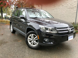 For Sale: 2015 VW Tiguan Trendline