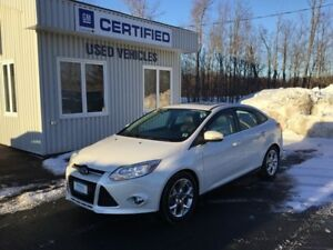 2012 FORD FOCUS SEL ($63 Weekly)