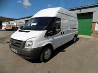 FORD TRANSIT 350 LWB HIGH 2.2 FWD 140 BHP 6 SPEED 2009 09