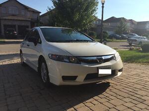 2011 Honda Civic DX Sedan