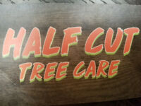 Half Cut Tree Care