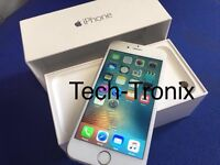 Iphone 6 16 GiG Boxed 02 White/Silver