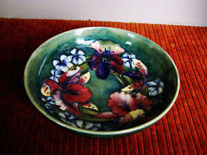 Collection of Moorcroft Pottery - Vases, Bowls, Plates for Sale London Ontario image 9