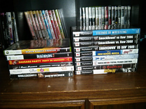 Games, Movies Etc... ***(PS2, Xbox & DVD)***