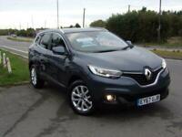 2017 Renault Kadjar 1.2 TCE Dynamique Nav 5dr HATCHBACK Petrol Manual