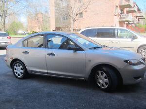Mazda 3 2005 - $2900 Negotiable