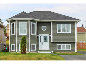 FULLY DEVELOPED & Rear Yard Access!  6 Carriewood Pl,CBS St. John's Newfoundland image 1
