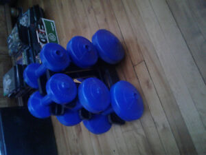 6 pcs.dumbell set