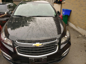 Chevrolet Cruze 2016 excellent condition, manual, still under wa