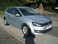 VOLKSWAGEN POLO 1.2TDI MATCH EDITION £20 ROAD TAX STILL UNDER VW WARRANTY